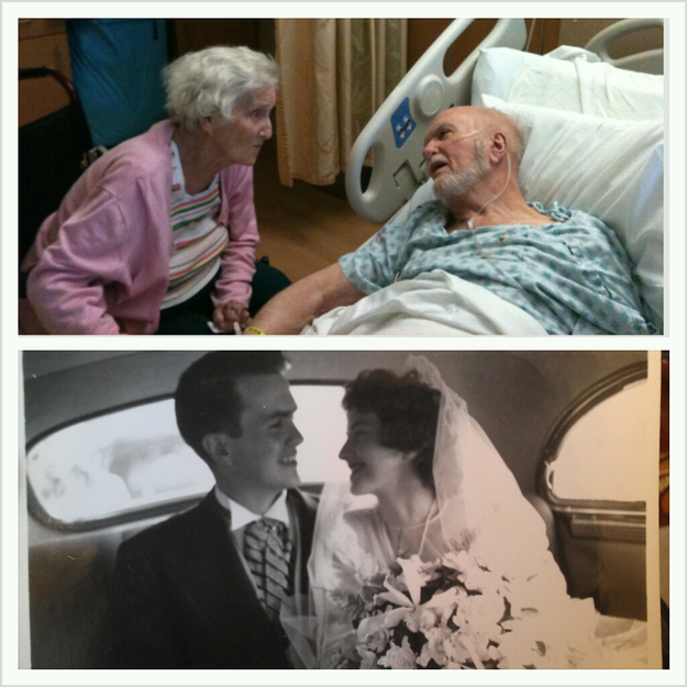 60 years of being by each others side