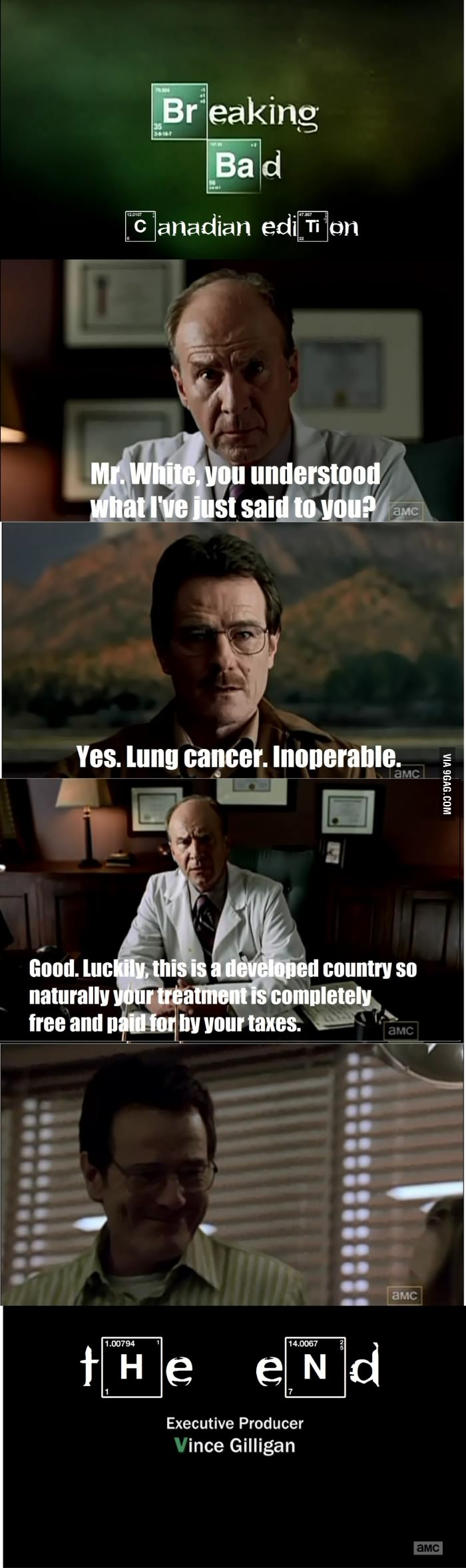 breaking bad canadian edition