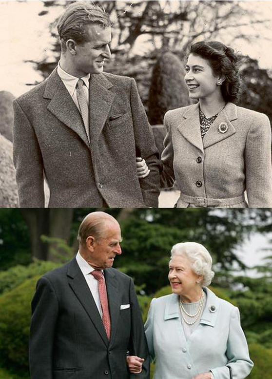 queen elizabeth 2 and prince philip 66 year marriage