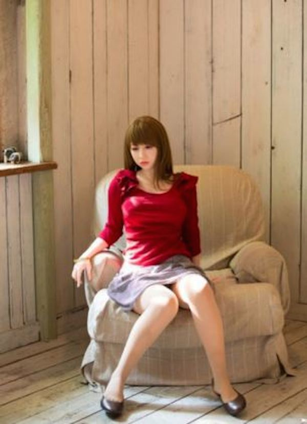 Japan Invents High Tech Realistic Looking Sex Dolls