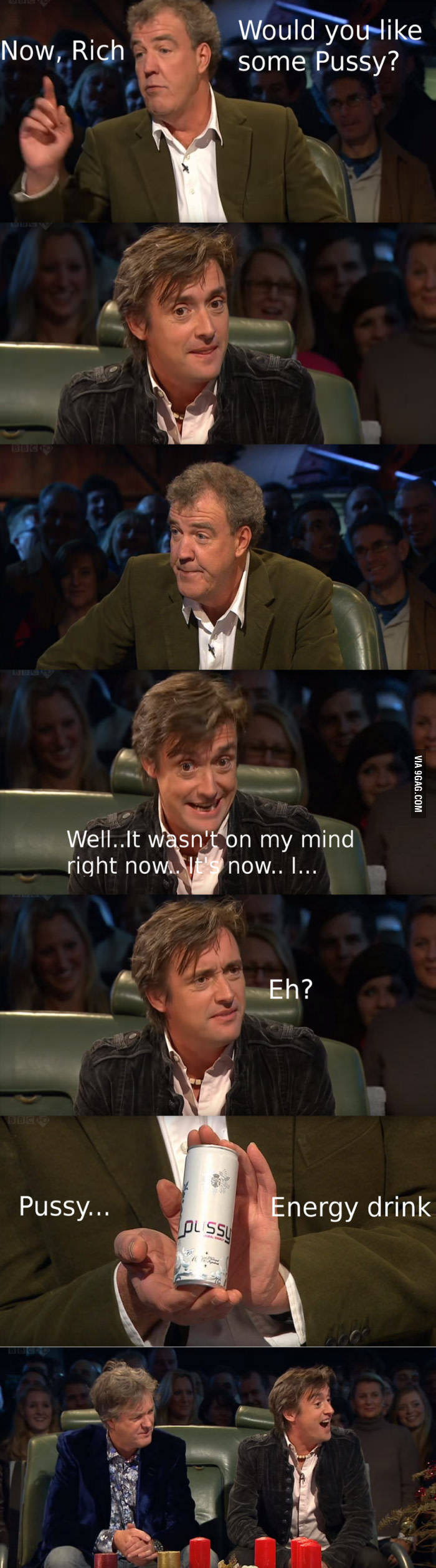 clarkson at his best